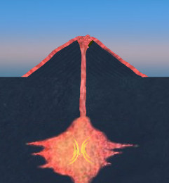 italien plattentektonik vulkane